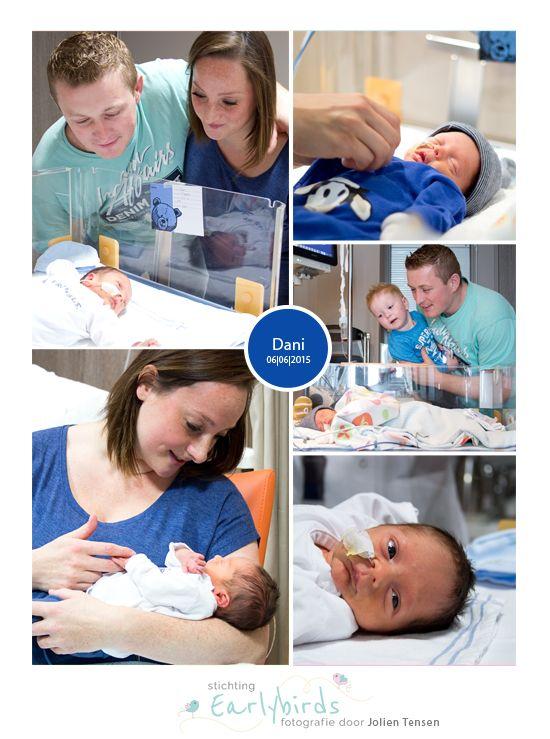 Dani prematuur geboren 33 weken 5 dagen