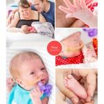 Fleur 33 weken prematuur geboren