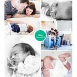 Niek prematuur geboren 31 weken