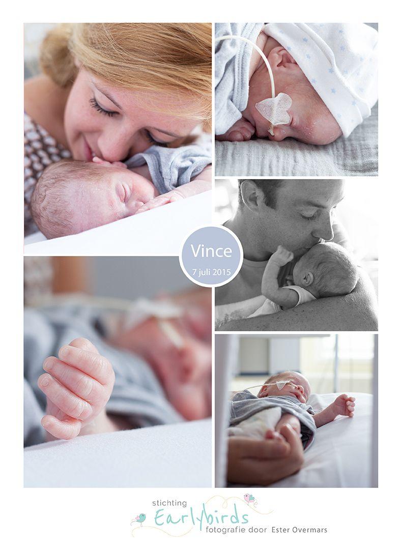 Vince geboren 39 weken zwangerschap