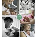 Xam en Zoe tweeling 33 weken zwangerschap