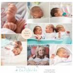 Kate Philip Olivia drieling 33 weken zwangerschap keizersnede