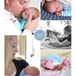 Mylan prematuur 31 weken spoedkeizersnede placenta