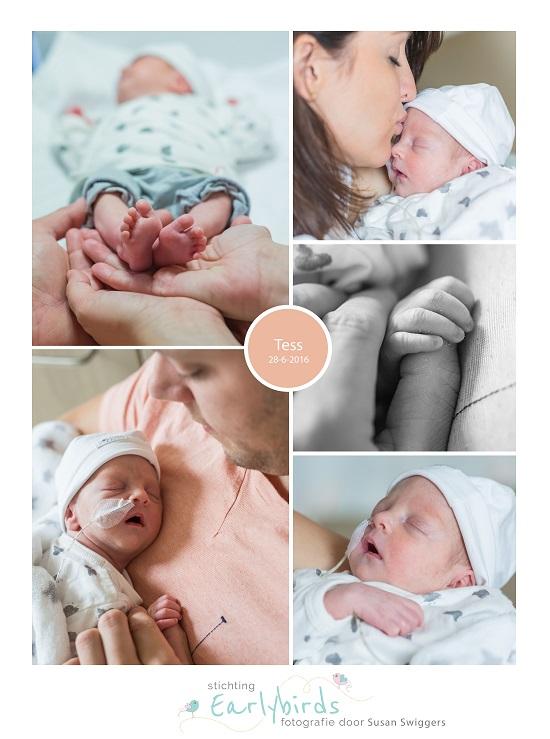Tess prematuur 33 weken bloedverlies voorliggende placenta
