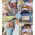 Corne prematuur geboren 26 weken