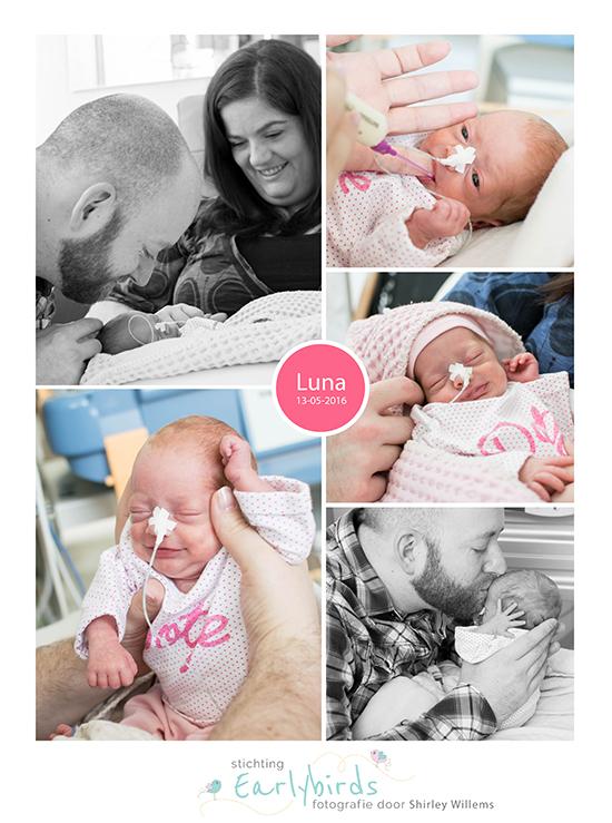 Luna prematuur pre eclampsie 31 weken gentle sectio borstvoeding