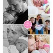 Lizzy, prematuur geboren met 31 weken en 1 dag, weeenremmers, longrijping, weeenopwekkers, ruggenprik, sterrenkijker, NEC