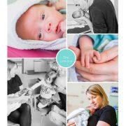 Tim, prematuur geboren met 30 weken Martini ziekenhuis, virus