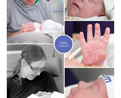 Liam prematuur geboren met 23 weken en 6 dagen, , gebroken vliezen, echo, ontsluiting, tweeling, couveuse