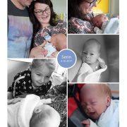 Senn prematuur geboren met 33 weken
