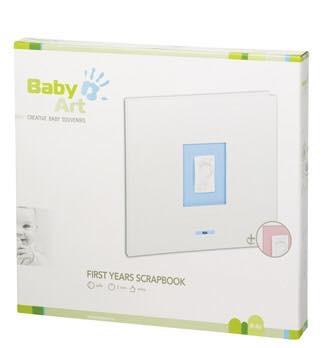 Babyart Scrapbook