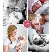 Fien prematuur geboren met 36 weken en 2 dagen, Elkerliek