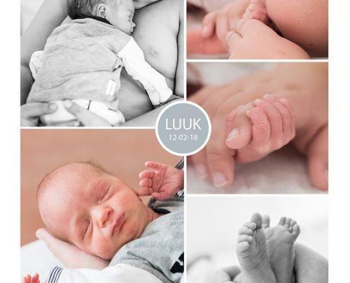 Luuk prematuur geboren met 34 weken en 5 dagen, keizersnede, groeiachterstand, hoge bloeddruk, pre eclampsie, UMCG, OZG, sondevoeding