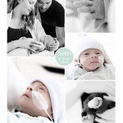 Senn prematuur geboren met 32 weken, weeenremmers, longrijping, NICU