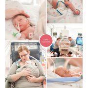 Lieke prematuur geboren met 26 weken en 3 dagen, NICU, VUMC, couveuse, sonde, vroeggeboorte