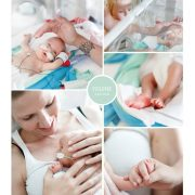 Yolene prematuur geboren met 28 weken en 6 dagen, gebroken vliezen, Rinier de Graaf, LUMC, spoedkeizersnede