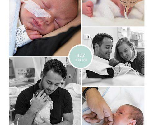 Ilay prematuur geboren met 31 weken en 5 dagen, tweeling, Westfriesgasthuis Hoorn, sondevoeding