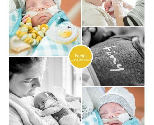 Pepijn prematuur geboren met 30 weken en 4 dagen, Gelre ziekenhuis Apeldoorn, HELLP, keizersnede, couveuse, flesvoeding, sonde