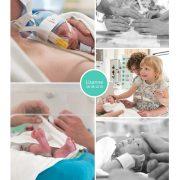 Lisanne prematuur geboren met 27 weken, LUMC, neonatologie, couveuse, spoedkeizersnede, Reinier de Graaf, CPAP