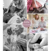 Jinthe prematuur geboren met 29 weken en 2 dagen, MMC Veldhoven, HELLPsyndroom, spoedkeizersnede, buidelen, CPAP, sonde