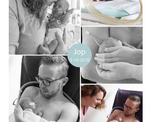 Jop prematuur geboren met 27 weken en 6 dagen, zwangerschapsvergiftiging, MMC Veldhoven, pre-eclampsie, HELLP, longrijping, NICU, sonde, CPAP, couveuse