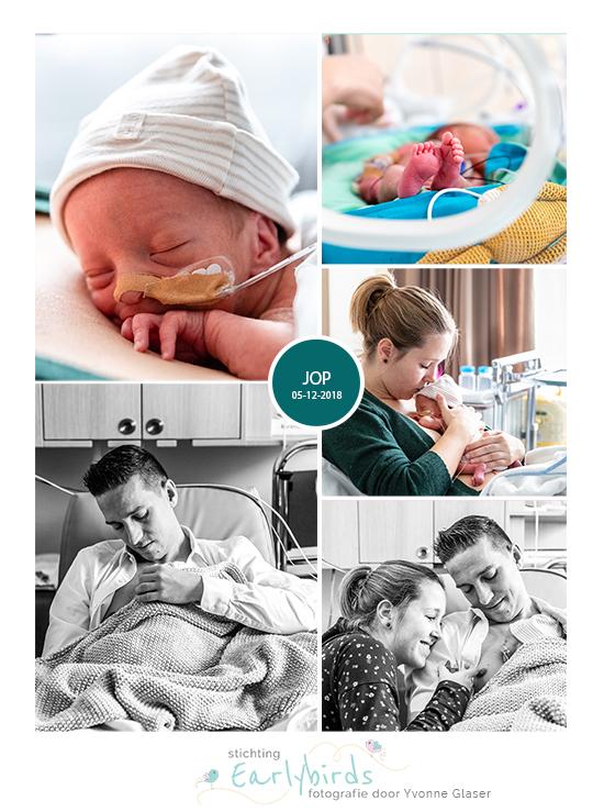 Jop prematuur geboren met 32 weken, Elkerliek Helmond, couveuse, bekkeninstabiliteit, pre-eclampsie, borstvoeding, sonde
