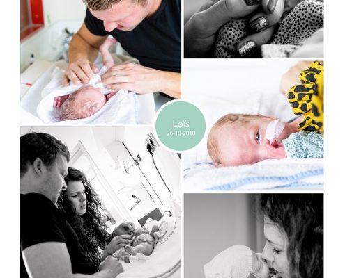 Loïs prematuur geboren met 31 weken, vroeggeboorte, sonde, Gelderse Vallei Ede