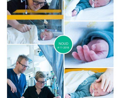 Noud prematuur geboren met 28 weken, Isala Klinieken Zwolle, NICU, sondevoeding, couveuse
