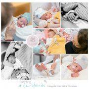 Juul & Cato & Maud prematuur geboren met 34 weken, drieling, sonde, vroeggeboorte