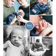 Rens prematuur geboren met 32 weken en 4 dagen, Laurentius ziekenhuis, weeenremmers, semi-spoedkeizersnede, borstvoeding, sonde