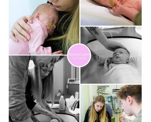 Romy-Lynn prematuur geboren met 30 weken, Martini ziekenhuis, UMCG, vroeggeboorte, earlybird