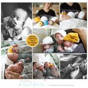 Wende, Thijmen en Marin prematuur geboren met 26 weken en 1 dag, WPD, UMCG, drieling, buidelen, Ronald McDonaldhuis, couveuse, MCL