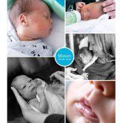 Mason prematuur geboren met 32 weken, Maastricht UMC, flesvoeding, badderen, vroeggeboorte