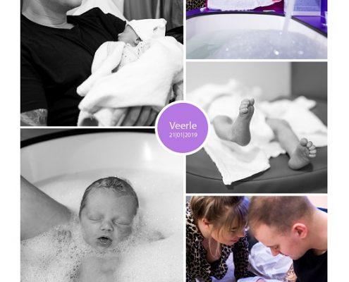 Veerle prematuur geboren met 34 weken, Martini ziekenhuis Groningen, vroeggeboorte