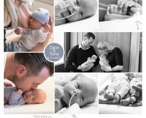 Djon & Tony prematuur geboren met 28 weken en 1 dag, tweeling, Isala Zwolle, longrijping, Ronald McDoanld huis, NICU, Rijnstate Arnhem, couveuse, CWZ Nijmegen, sonde