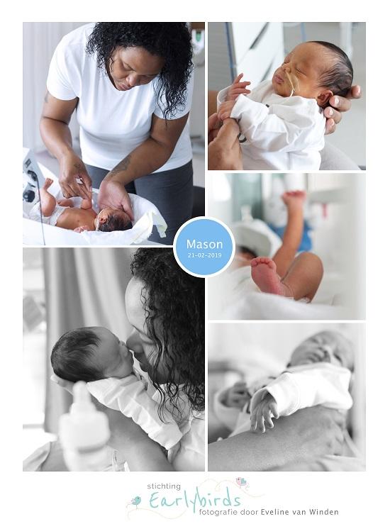 Mason prematuur geboren met 34 weken en 3 dagen, Maasstad ziekenhuis, osndevoeding,vroeggeboorte
