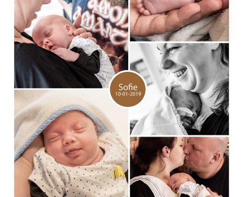 Sofie prematuur geboren met 28 weken en 4 dagen, couveuse, sonde, flesvoeding