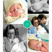 Ivar prematuur geboren met 30 weken, Nij Smellinghe, gebroken vliezen, buidelen, sonde