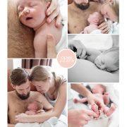 Olivia prematuur geboren met 34 weken, Sint Franciscus Gasthuis, borstvoeding, buidelen, sondevoeding