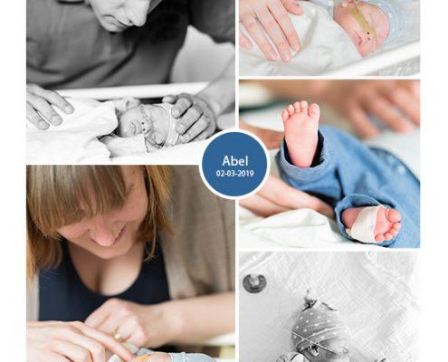 Abel prematuur geboren bij 25 weken en 6 dagen, sonde, vroeggeboorte, kleine voetjes