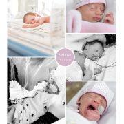 Solenn prematuur geboren met 35 weken en 3 dagen, groeiachterstand, zwangerschapsvergiftiging, keizersnede, couveuse, neonatologie, sonde