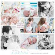 Jaidey Mae & Jaeley Lynn prematuur geboren met 24 weken, Spaarne Gasthuis, VUMC, sonde, tweeling