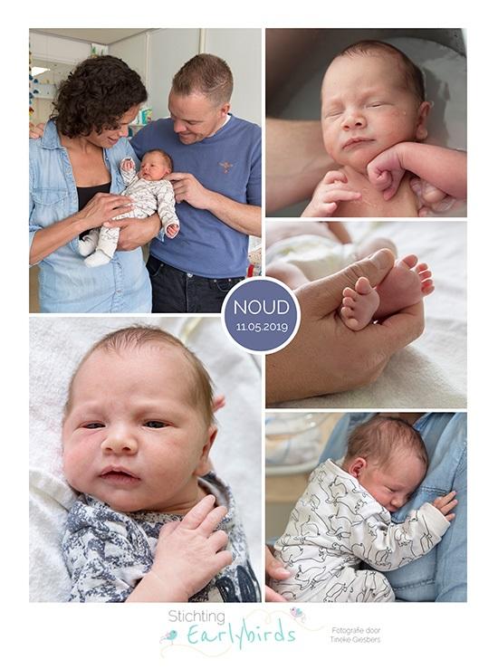 Noud prematuur geboren met 35 weken en 4 dagen, stuitligging, Beatrix ziekenhuis