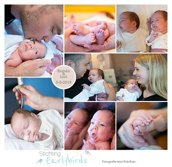 Romée & Lori prematuur geboren met 29 weken en 2 dagen, tweeling, Slingeland ziekenhuis, Radboud MC, sonde