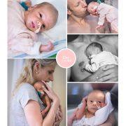 Day prematuur geboren met 33 weken, Slingeland ziekenhuis, couveuse, weeenremmers, longrijping, sonde