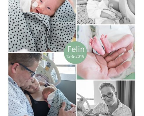 Felin prematuur geboren met 30 weken, MMC Veldhoven, spoedkeizersnede, sonde, Jeroen Bosch ziekenhuis