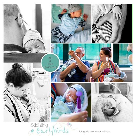 Kaj & Teije prematuur geboren met 35 weken en 5 dagen, tweeling, Rijnstate, pre-eclampsie, HELLP, keizersnede, couveuse, sonde