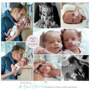 Meyra & Ikra prematuur geboren, tweeling, MCL Leeuwarden, couveuse, buidelen, knuffelen, borstvoeding