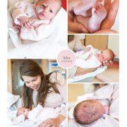 Sifra prematuur geboren met 35 weken en 4 dagen, groeiachterstand, WKZ, gebroken vliezen, borstvoeding, sonde
