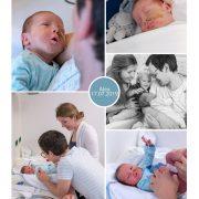 Alex prematuur geboren met 31 weken en 6 dagen, longrijping, weeenremmers, sonde, couveuse, Reinier de Graaf